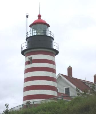 West Quoddy Light House - Lubec
